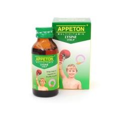 Appeton Lysine Syrup - 60ml Penambah Nafsu Makan Untuk Anak | MrPro Mr Pro