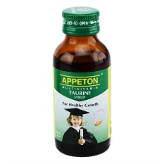 Appeton Taurine Syrup - 60 ml