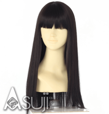 Sintetis Wanita Hair Scrunchie Bun Sanggul Rambut Potongan Rambut Source · ASUJI BEAUTIES Wig Rambut Palsu CARRISA