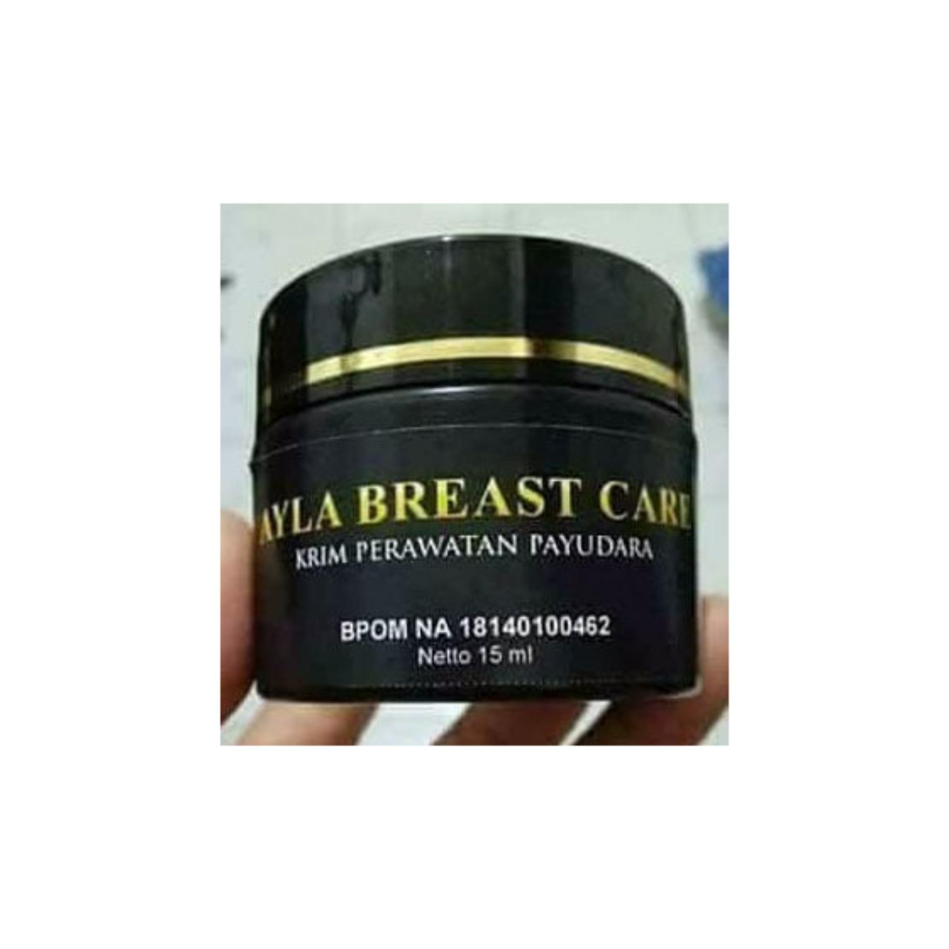 Vienna Breast Cream Bpom Krim Pembesar Pengencang Payudara 80ml 1pcs Ayla Care N 100 Original Aman