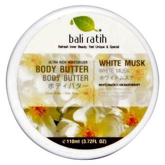 Bali Ratih - Body Butter 110ml - White Musk