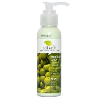 Bali Ratih - Body Lotion 110mL - Olive