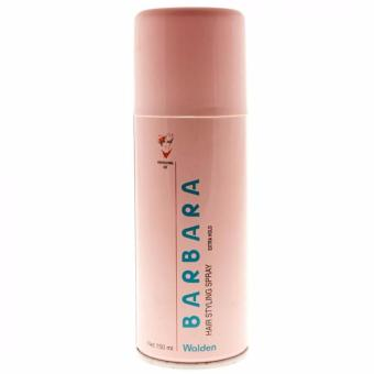 Barbara Walden Hair Styling Spray Extra Hold 150 ml - Pink
