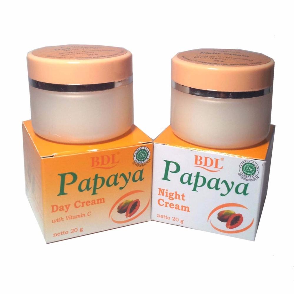 Cream Collagen Paket Pencerah Wajah Originalcream Siang Plus Vit E Dan Malam Hemat As Day Night Toner Vitamin Original