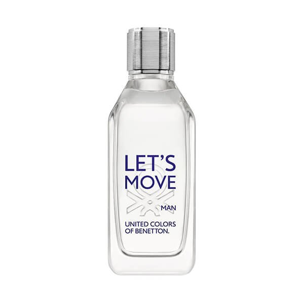 Benetton Lets Move Man - 40 ML