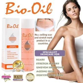 Bio Oil 60 mL BPOM Anti Stretch Mark dan Selulit