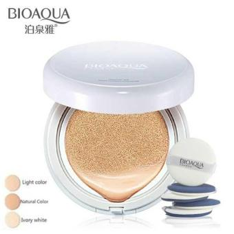 Bioaqua BB Cream Air Cushion - White Ivory