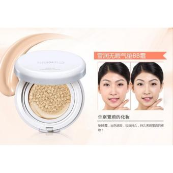 Bioaqua Brightening Liquid BB Air Cushion Makeup 15g - Natural