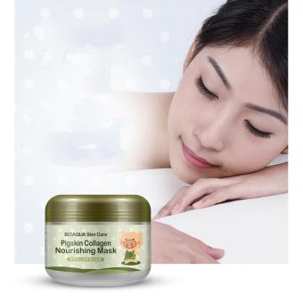 Bioaqua Pigskin Collagen Nourishing Mask Cream Malam