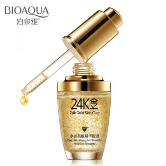 BIOAQUA SERUM WAJAH EMAS 24K GOLD ESSENCE SKIN CARE