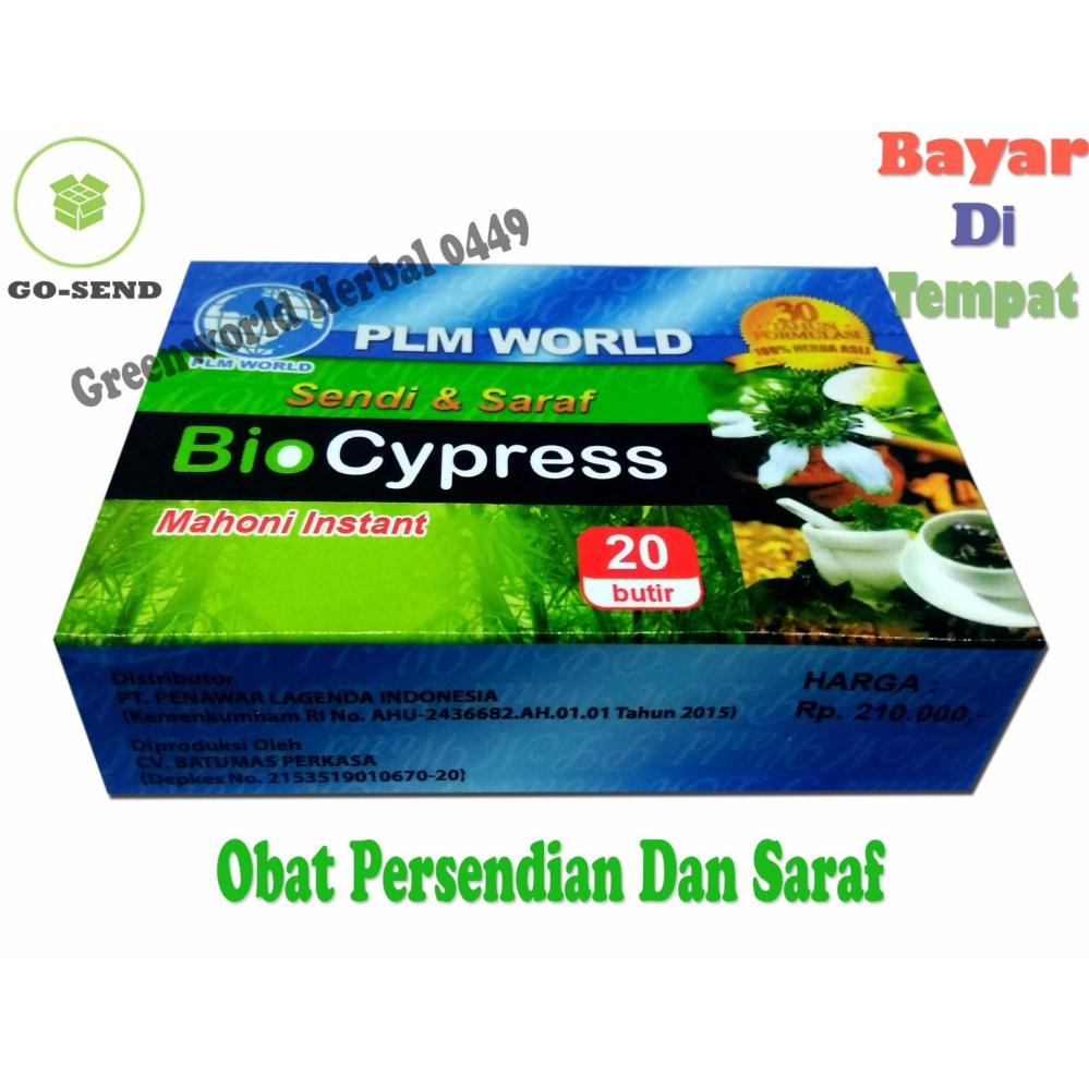 Biocypress Obat Persendian Dan Saraf Herbal Update Daftar Harga Biocypres