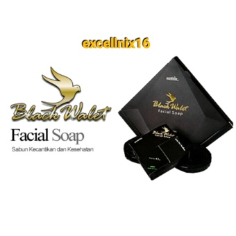 Black Walet Facial Soap