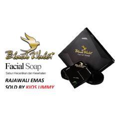 Black Walet Rajawali Emas Facial Soap isi 3 pcs@45 gr