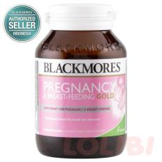 Blackmores Pregnancy & Breast-Feeding Gold BPOM Kalbe (60 Tablet)
