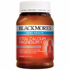 Blackmores Total Calcium Magnesium + D3 - 200 tablet