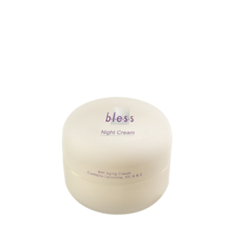 Bless Night Cream 18gr