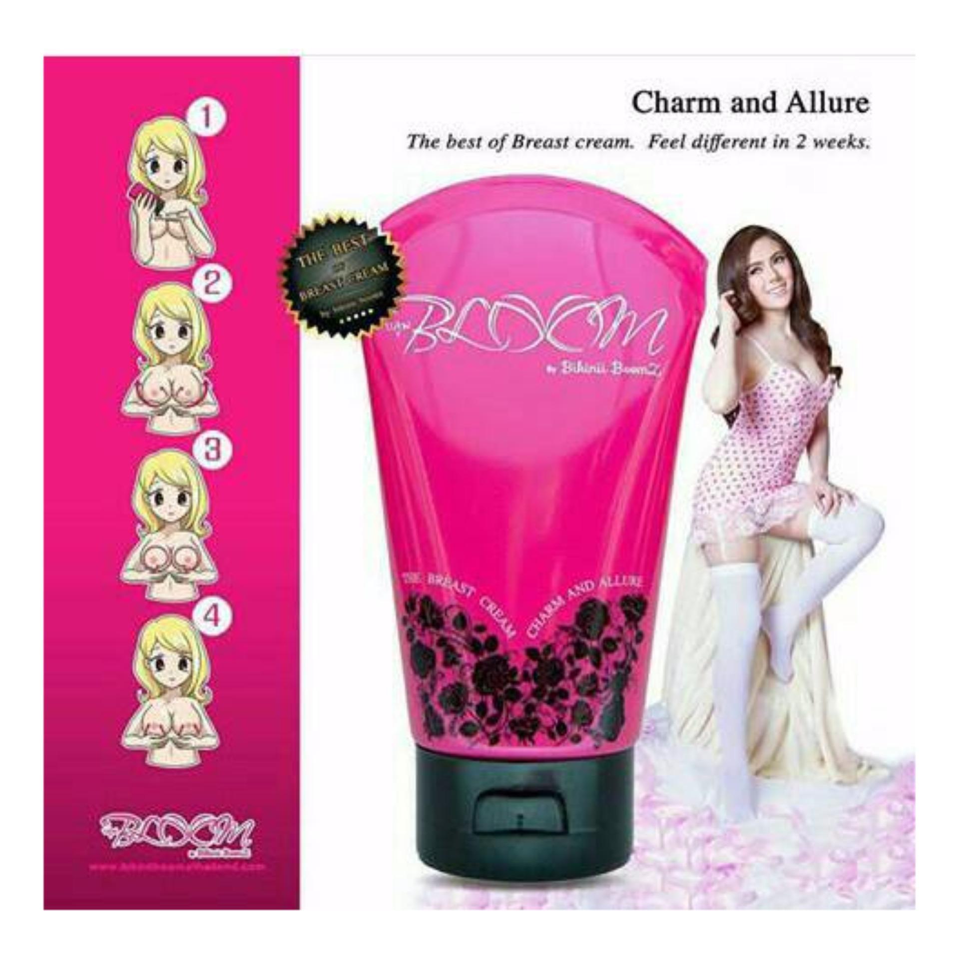 Diskon Penjualan Bloom Breast Cream 120gr Pembesar Payudara Alami Ori Pembesarpayudara Original