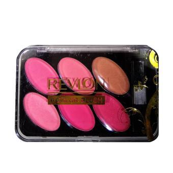Blush On 6 Colour Revlon No.1678 B