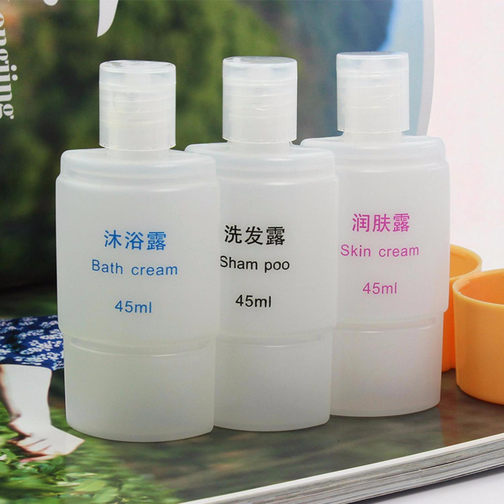 Perbandingan Harga Botol Sabun Sampo Kosmetik 3 In 1 Travel Jalan Mandi Hijau 45ml Kit Set Bottle Travelling Accessories