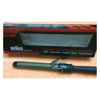 Harga Braun Professional Ceramic Premium Curling Iron Murah