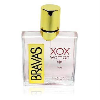BRAVAS Original Eau De Parfum XX CT 671504 XOX Woman 100 ml Perfume .