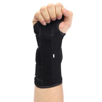 Breathable Medical Wrist Support Brace Splint Carpal Tunnel Arthritis Sprain S
