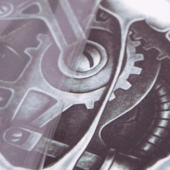 ... Harga Buytra 3D Lengan Robot Tahan Air Seni Tato Tubuh Sementara Stiker Dapat Dilepas Tatoos Hitam