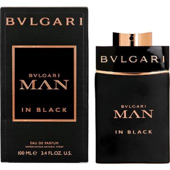 Bvlgari Man In Black EDP Product 100ml