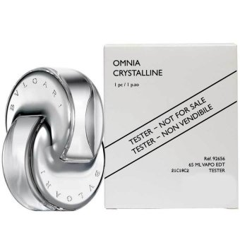 Bvlgari Omnia Crystalline Women EDT 65ml - Tester