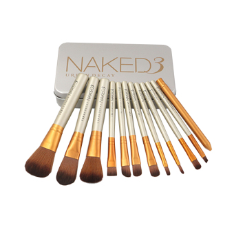 Byl 12 pcs makeup brushes Set eye shadow alat popheko