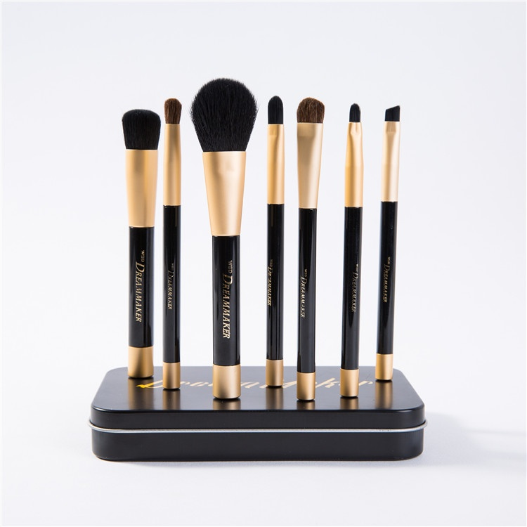 Byl Make Up Professional Perempuan 7 Pcs Makeup brushes Set
