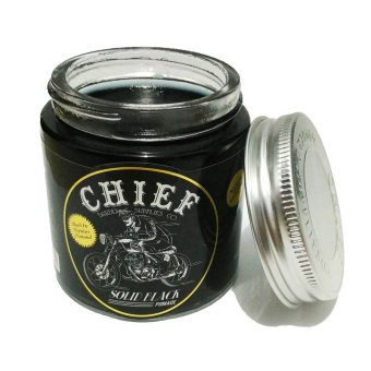 Harga Chief Pomade Black Waterbase Strong Hold 4oz – 120 gram Murah