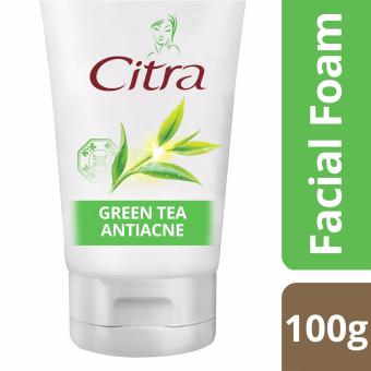 Citra Green Tea Antiacne Facial Foam 100gr