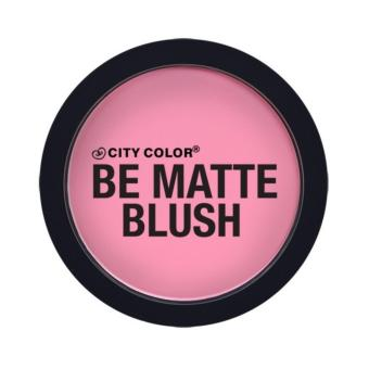 City Color Be Matte Blush - Pink
