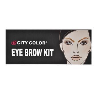city color eyebrow kit