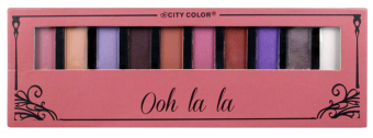 City Color - Eyeshadow Pallete -Oh La La