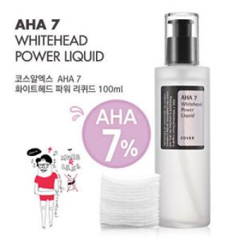 COSRX COSRX AHA 7 Whitehead Power Liquid 100 ml - skincare