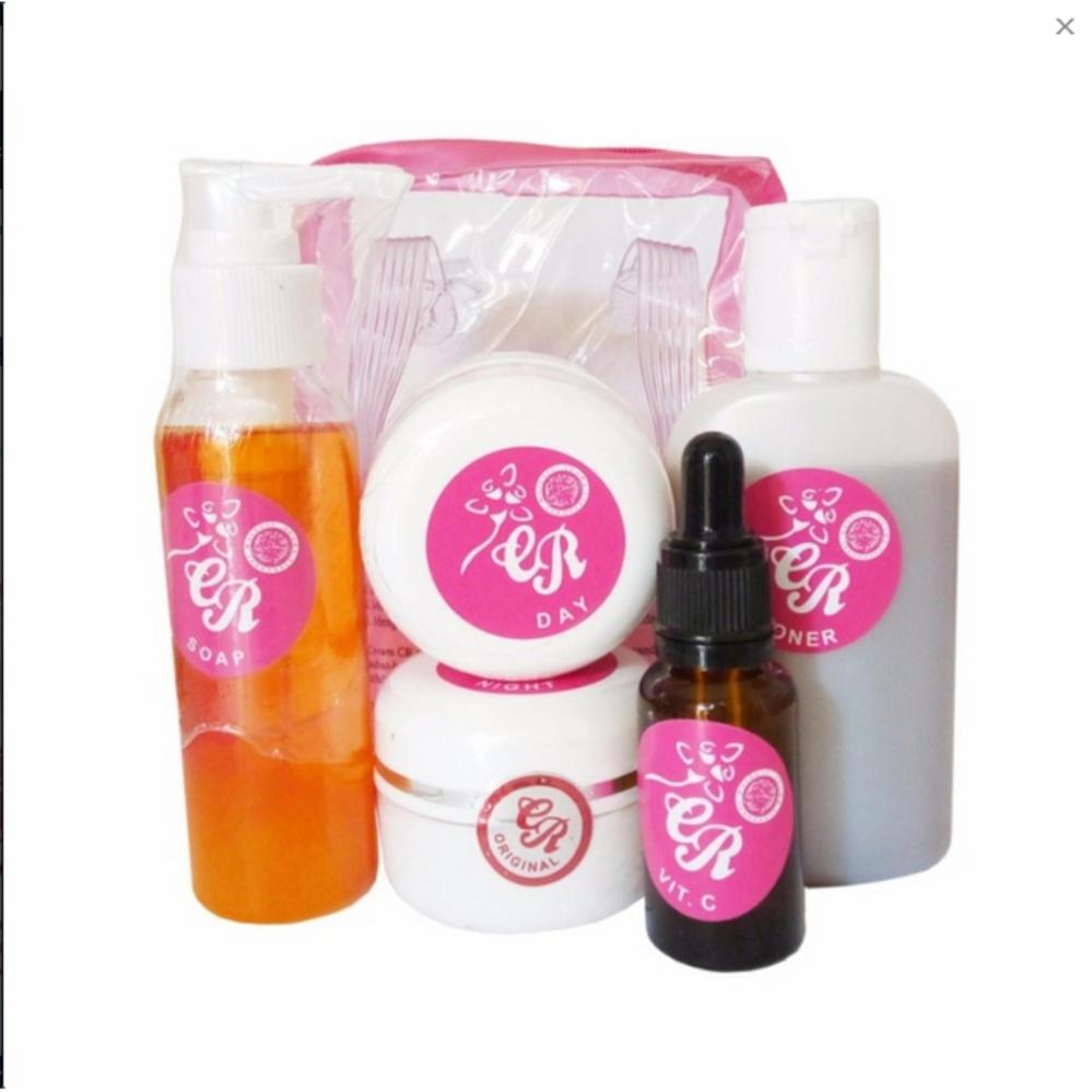 Cream Bd Original Bandung Paket Asli Berhologram Tas Tile Hn Theraskin Cr Pink Krim Pemutih Wajah 5 In 1