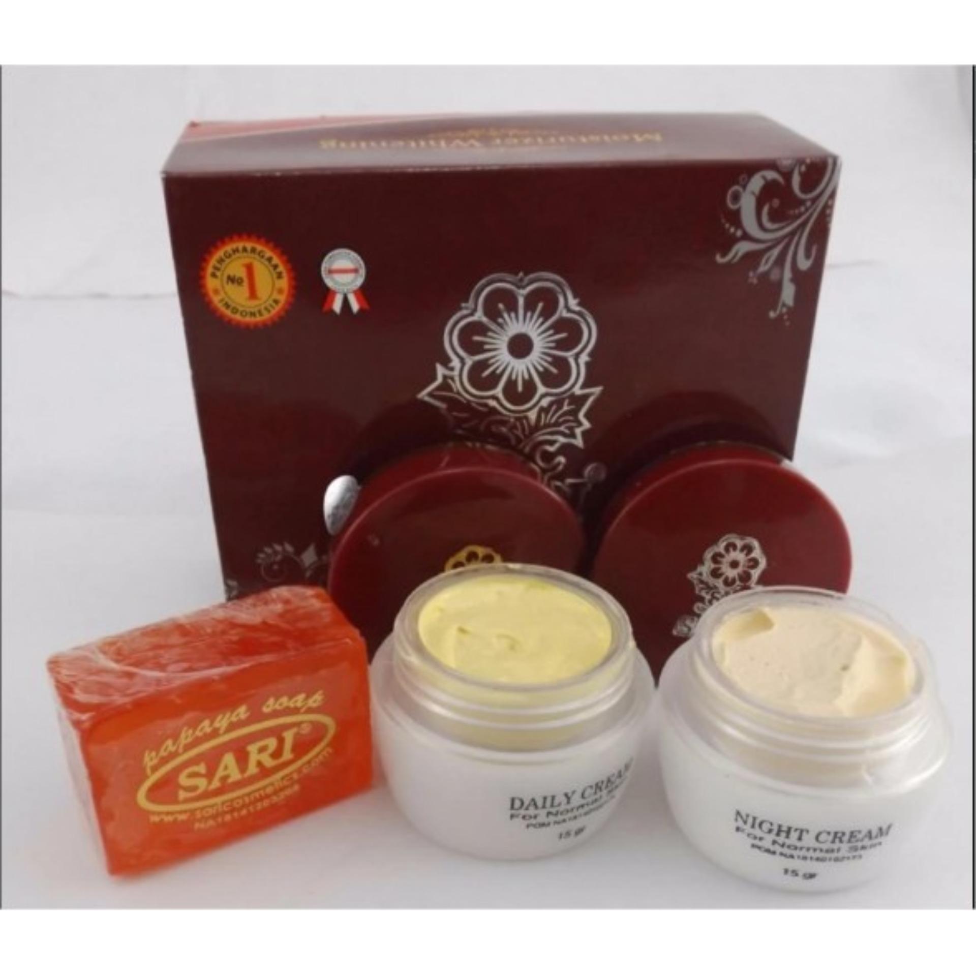 ... Cream Sari Moisturizer Whitening Untuk Kulit Normal Original ...