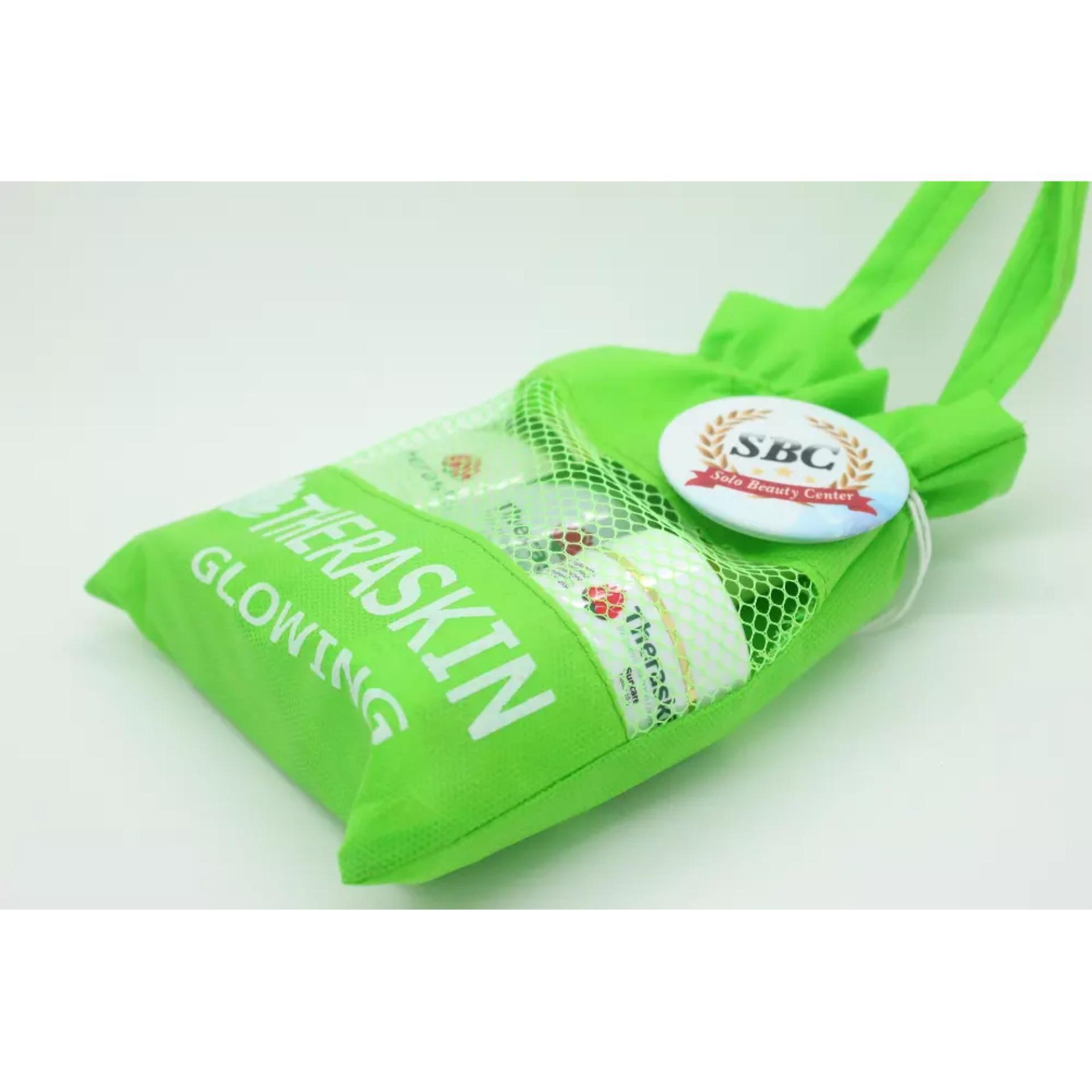 Harga Penawaran Cream Theraskin Paket Glowing Terbaik Murah Teraskin