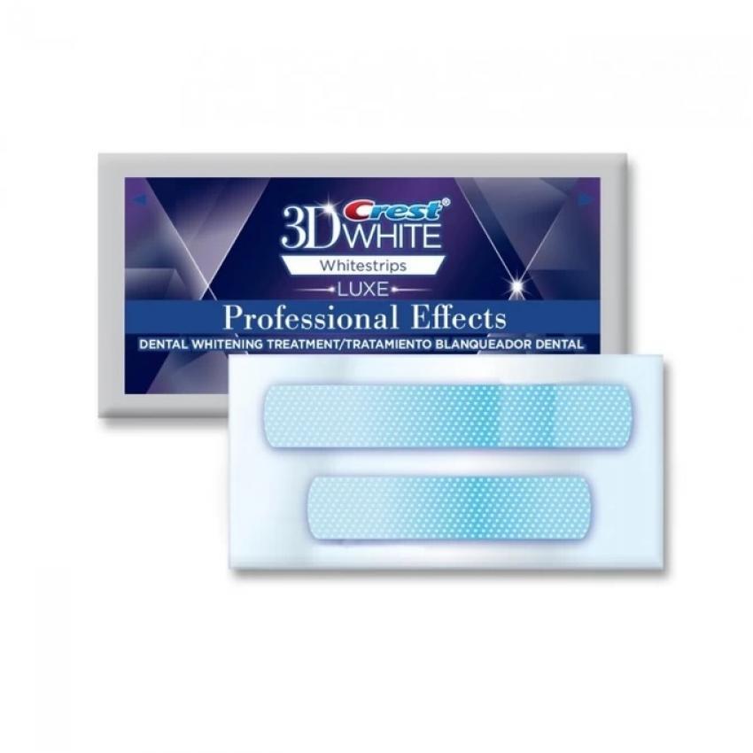 Crest 3D Whitestrips Professional Effects Sachet