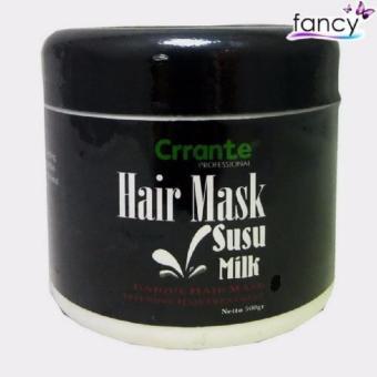 Harga Crrante Hair Mask 500gr / Masker Rambut-Susu Murah