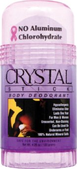 Crystal Stick Body Deodorant