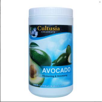 Harga Cultusia Creambath Avocado 1000 Ml Original Murah
