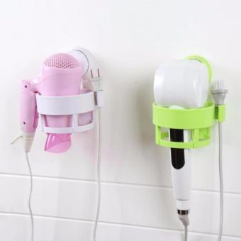 Harga DapurBunda Hair Dryer Holder / Rak Hairdryer Tempat dan GantunganHair Dryer Murah