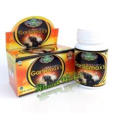 Darussyifa Kapsul Black Garlic Garlicmaxs- Bawang Hitam 60 kapsul