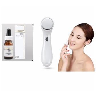 Dermacept RX serum Vit C & Ion Face Massager