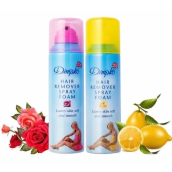 Tokoshows Jual Dimples Hair Remover Spray Foam Orgional Product
