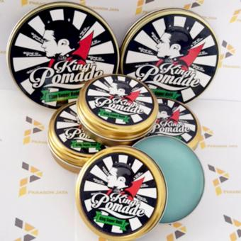 DISTRIBUTOR GROSIR KING POMADE UKURAN 1.8OZ - STRONG HOLD MINYAK RAMBUT