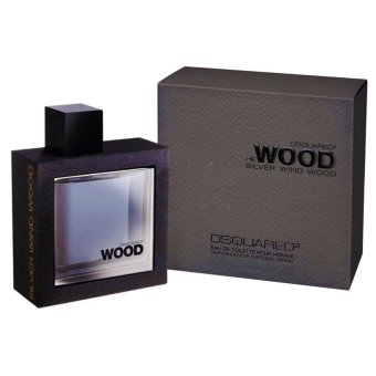 Dsquared He Wood Silver Wind Wood Pour Homme - 100 mL